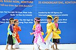 Children celebrate 25 refurbished and expanded kindergartens. (5840035724).jpg