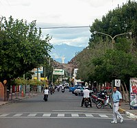 Chilecito calle Joaquín V. González.jpg