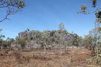 Chillagoe-Mungana Caves National Park - Image: Chillagoe mungana national park