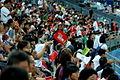 China v. USA Baseball 2008 Olympic Games supporters.jpg
