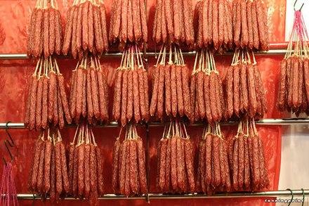 Chinese sausage - Wikiwand