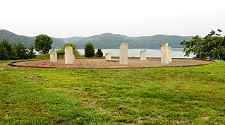 Chota (Cherokee town) United States historic place
