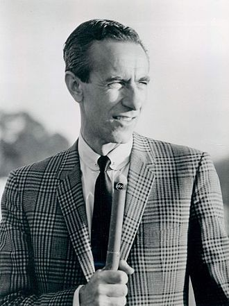Chris Schenkel - Schenkel in 1964