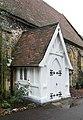 Christ Church, Barnet, Herts - Porch - geograph.org.uk - 1584091.jpg