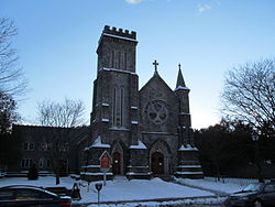 Christ Episcopal Church Montpelier Vermont Wikipedia