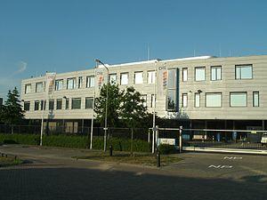 Christelijke Hogeschool Ede - Main building