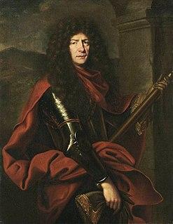 Christian II, Count Palatine of Zweibrücken-Birkenfeld Duke of Birkenfeld-Bischweiler from 1654 until 1717, Duke of Zweibrücken-Birkenfeld from 1671 until 1717, and Count of Rappoltstein from 1673 until 1699