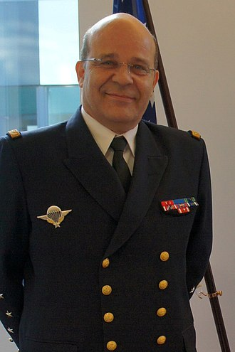 Chief of Staff of the French Navy - Image: Christophe Prazuck