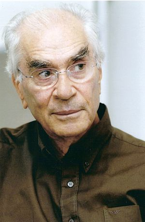 Christos Yannaras - Christos Yannaras in 2002