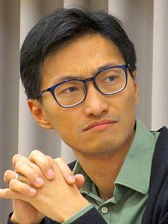 Eddie Chu Hong Kong politician