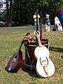 Chudów 2006 - Instrumenty historyczne.JPG