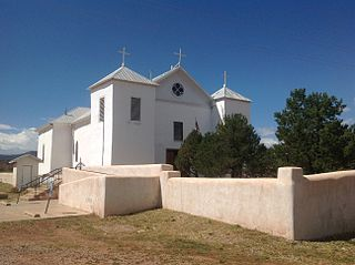 San Miguel del Vado unincorporated community in New Mexico, United States