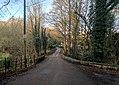 Church Lane Bridge, Church Lane, Pleasley Vale, Nottinghamshire (7).jpg