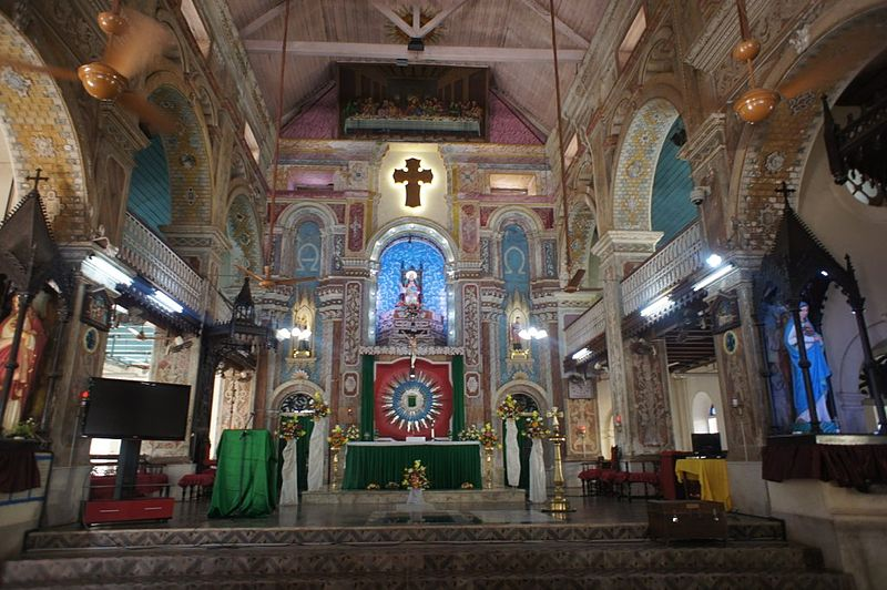 File:Church in Kochi India.jpg