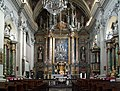 Church of St Francis de Sales (interior), 16 Krowoderska street, Krakow, Poland.jpg