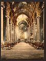 Church of the Annunciation, interior, Genoa, Italy-LCCN2001700856.jpg