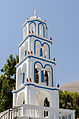 Church tower - Kamari - Santorini - Greece - 03.jpg