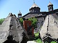 Church with Cupolas Toppled in 1988 Earthquake - Gyumri - Armenia (19112841018) (2).jpg