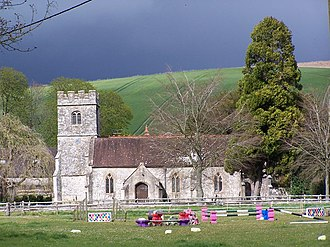 Codford - St Mary's Church, Codford
