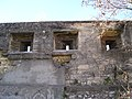 Citadelle de Montpellier Meurtrieres interieures.jpg