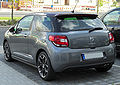 Citroën DS3 THP 150 SportChic rear 20100501.jpg
