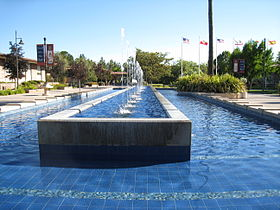 City hall fountains and flags.jpg