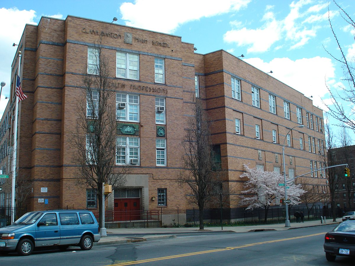 Clara Barton High School Wikipedia