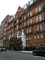 Claridges at Christmas - geograph.org.uk - 1090144.jpg