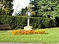 Clavering village sign, Essex - geograph.org.uk - 224131.jpg