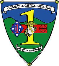Combat Logistics Battalion 1 - Wikipedia
