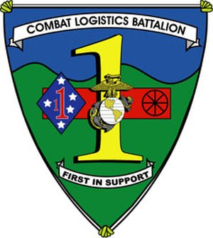 Logistics combat element - Image: Clb 1logo