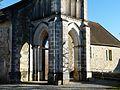 Clermont-d'Excideuil église porche.jpg