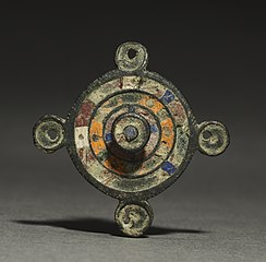 Ornamental Brooch