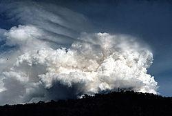 Varie formazioni nuvolose