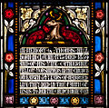 Cloyne St. Colman's Cathedral South Aisle W10 Thomas and Catherine Hill 2015 08 27.jpg