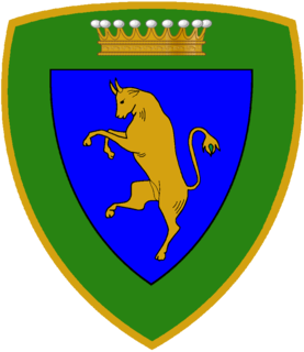Alpine Brigade Taurinense military unit