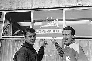 Pierre Kerkhoffs - Kerkhoffs (right) and Co Prins