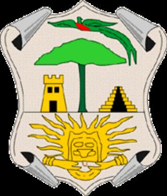 Quiché Department - Image: Coat of arms of Quiche