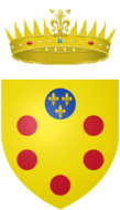 109px-Coat_of_arms_of_the_Grand_Duke_of_