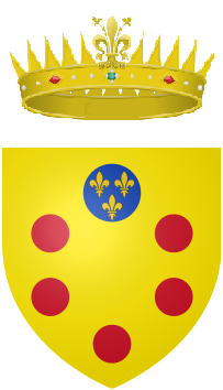 Coat of arms of the Grand Duke of Tuscany