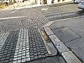 Cobblestone crosswalks and gutter (41987622995).jpg