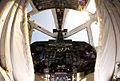 Cockpit.North American Rockwell NA-306 Sabreliner 60 RF-14423 (4420873224).jpg