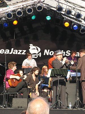Codarts - Codarts Big Band, conducted by Ilja Reijngoud, at the North Sea Jazz Festival, July 2008