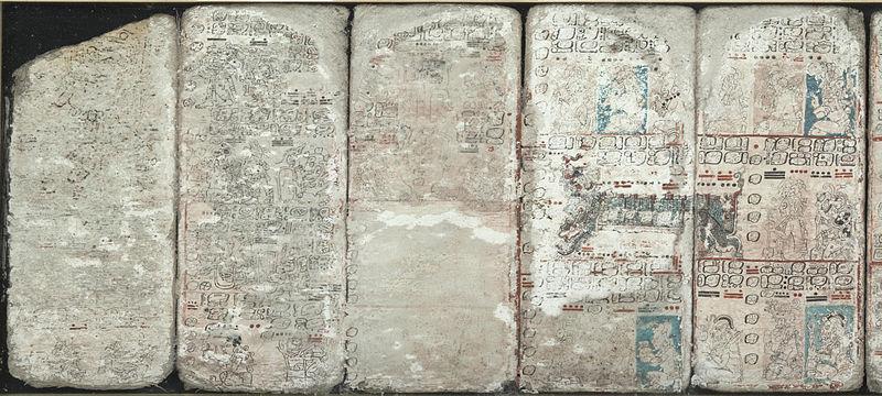 рукописи майя