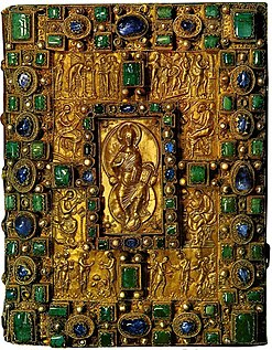 Treasure binding Book covering style