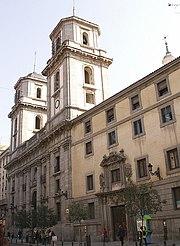 PROPUESTAS DE RULADA DE LA COMUNIDAD DE MADRID - DOMINGO 8 DE MARZO 180px-Colegiata_de_San_Isidro_%28Madrid%29_01