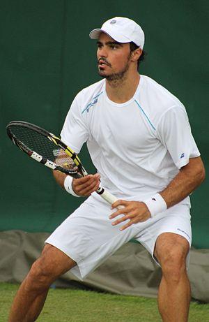 Andrea Collarini - Collarini at the 2014 Wimbledon Championships