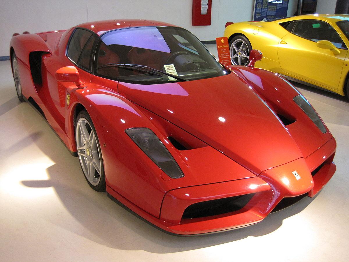 Ferrari Enzo Ferrari ί