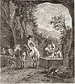 Collection de cent-vingt estampes, gravée d'après les tableaux and dessins qui composoient le cabinet de m. Poullain précédée d'un abrégé historique de la vie des auteurs qui la composent Cette suite (14755716066).jpg