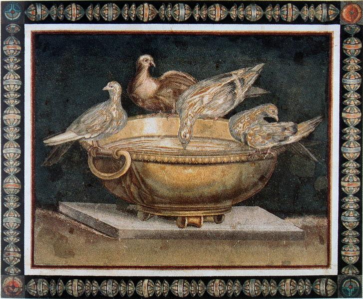 roman mosaic - image 3